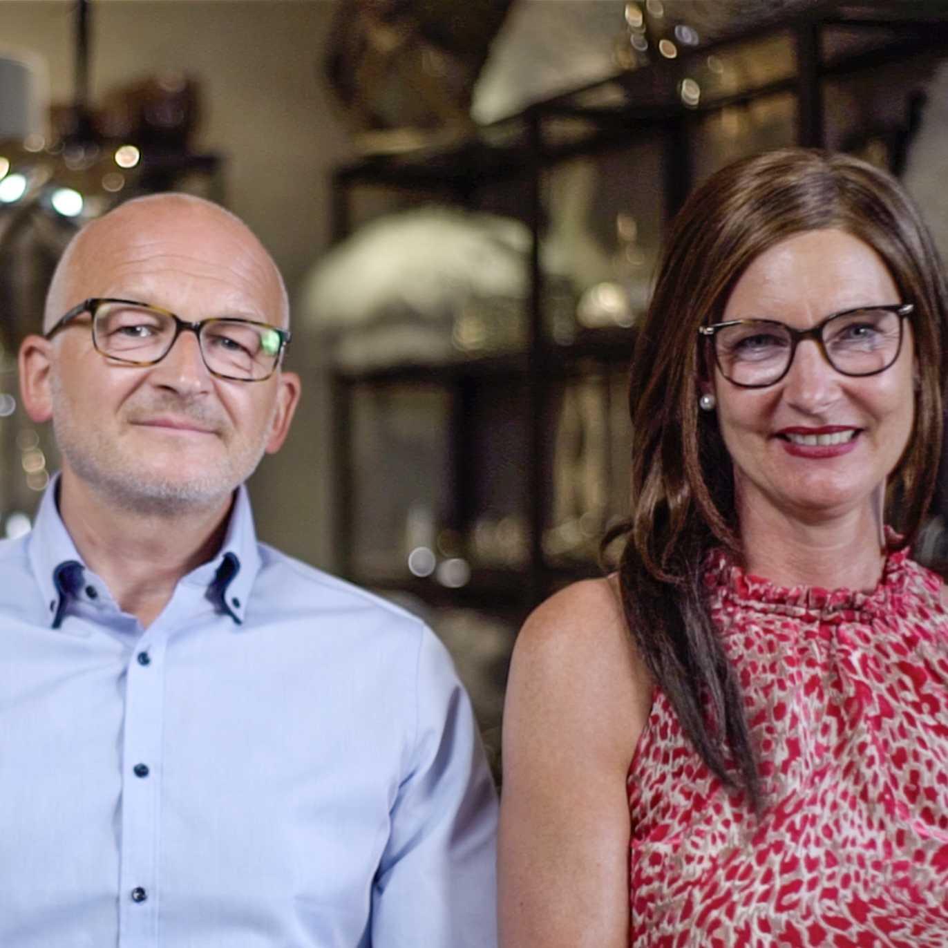 Kirsten und Dirk Dobrick